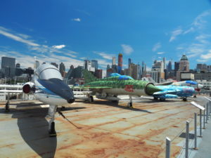 Our Visit To Intrepid Sea Air and Space Museum