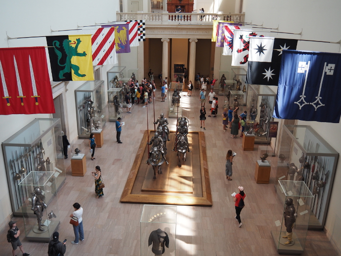 Our Visit To The Met Museum Art In The Time Of Corona