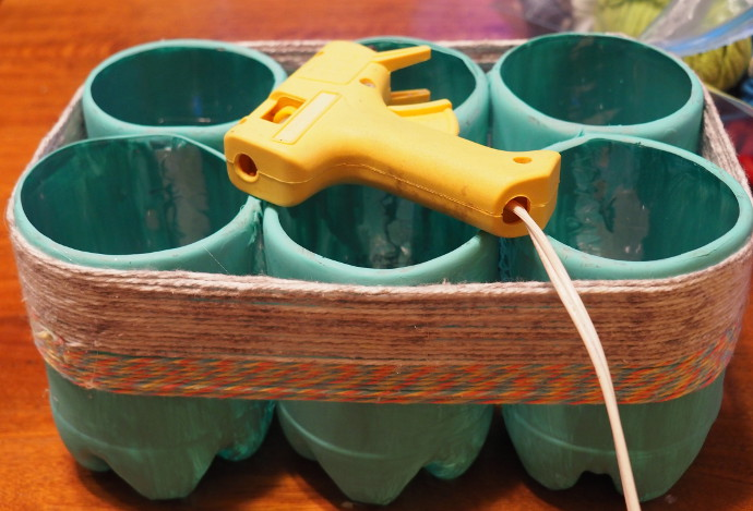 How to Make A Crafty Recycled Garden