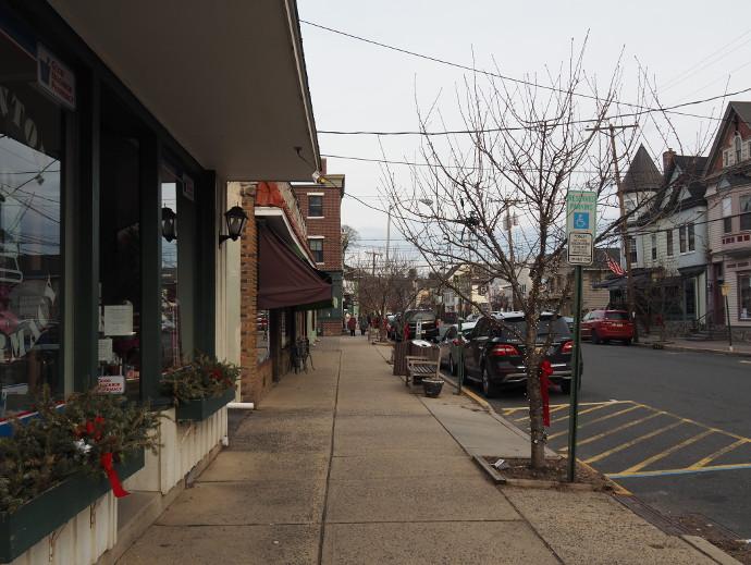 Downtown Clinton