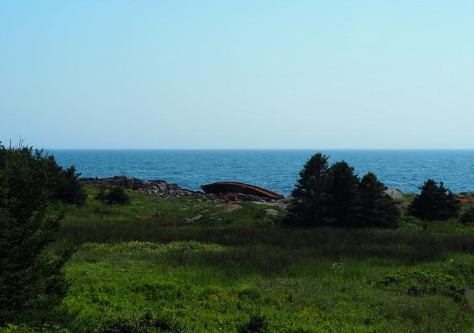 Monhegan Island shipwreck