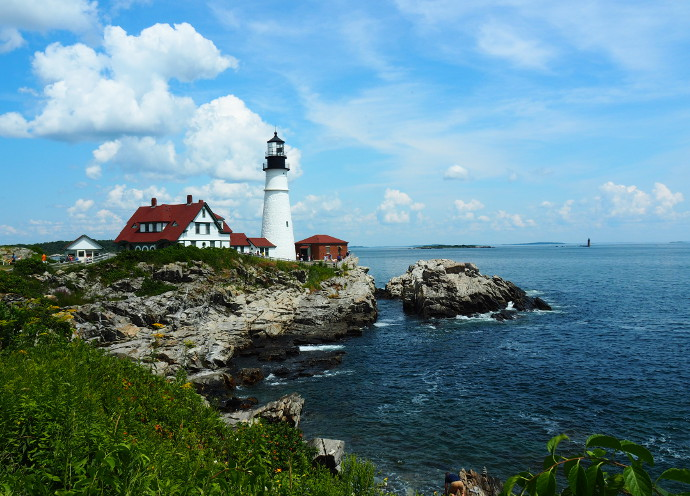 Our Trip To Maine