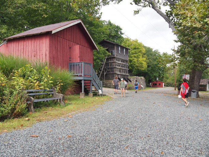 The Red Mill Museum