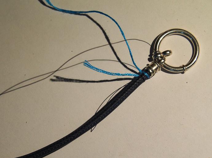 Leather Jewelry DIY