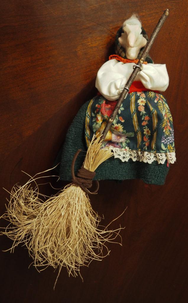 Crafty Kitchen Witch