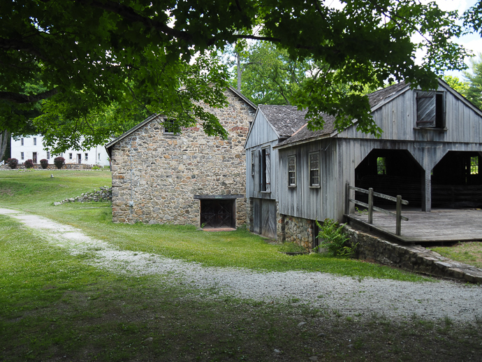 Our Visit To The Waterloo Village